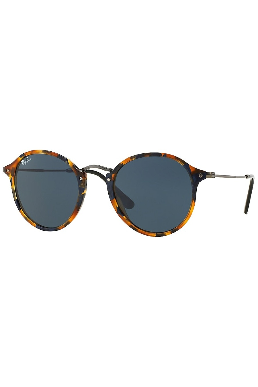 RAY-BAN RB2447 1158R5 49 ROUND FLECK