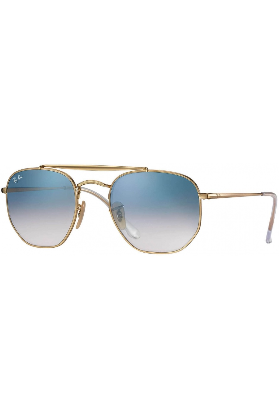 RAY-BAN RB3648 001/3F 54 THE MARSHAL
