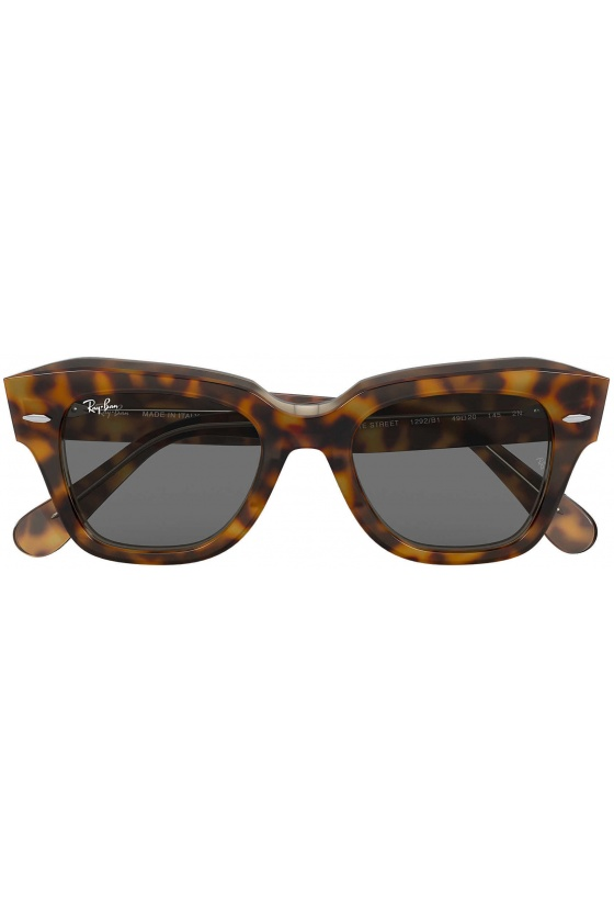 Ray-Ban RB2186 1292B1 State Street Front