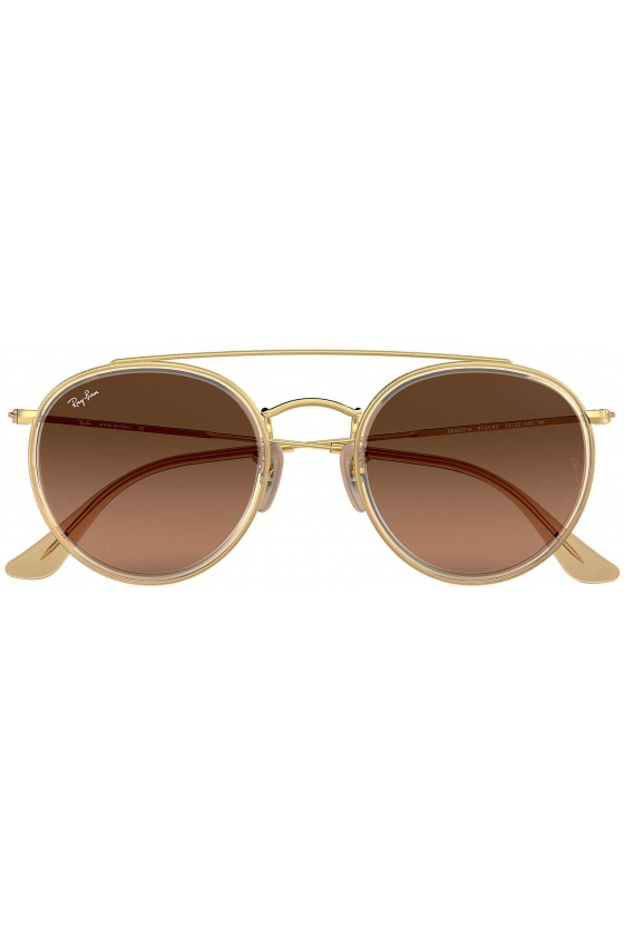 Ray-Ban RB3647N 912443 Round Double Bridge