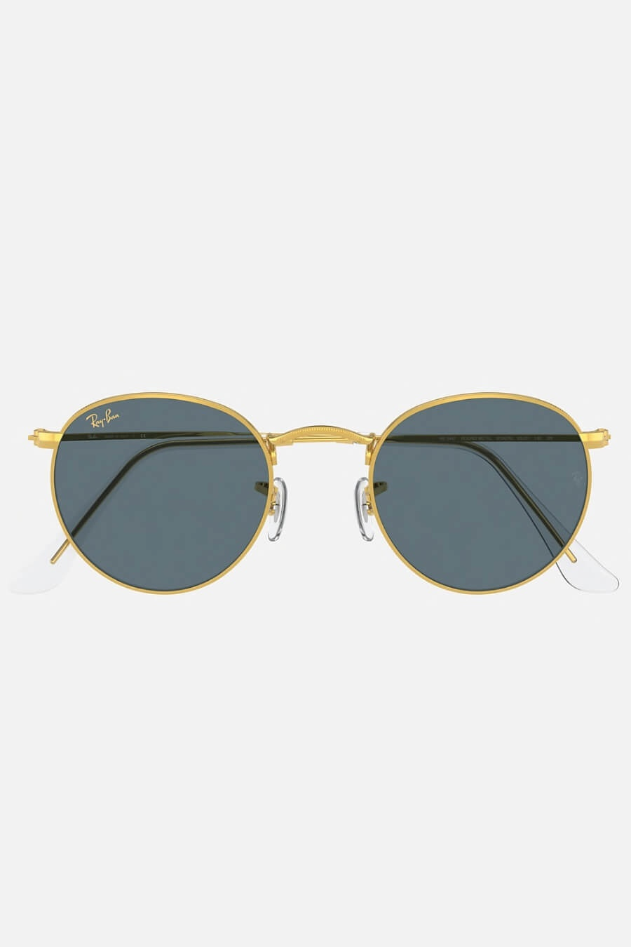 Ray-Ban RB3447 9196R5 Round Metal Legend