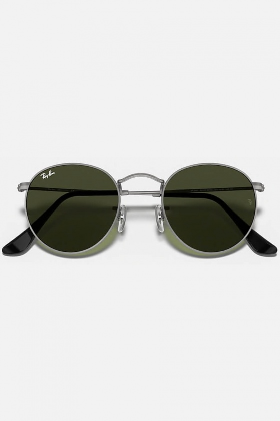 Ray-Ban RB3447 029 50 Round Metal