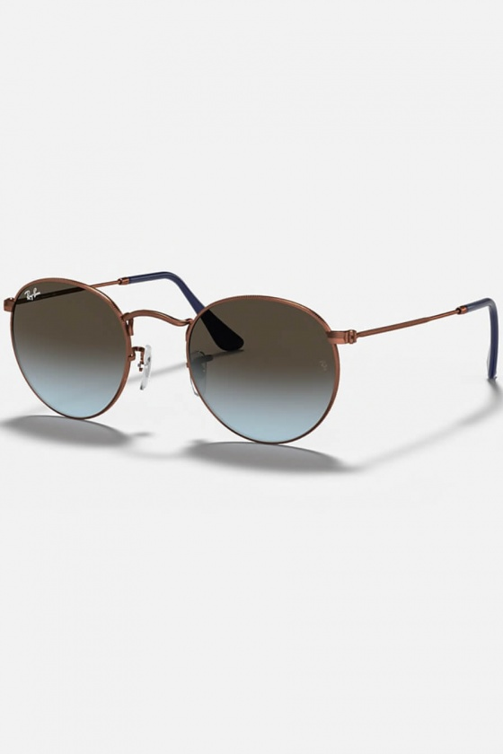 Ray-Ban RB3447 900396 Round Metal