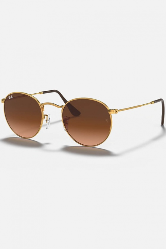 Ray-Ban RB3447 9001A5 Round Metal