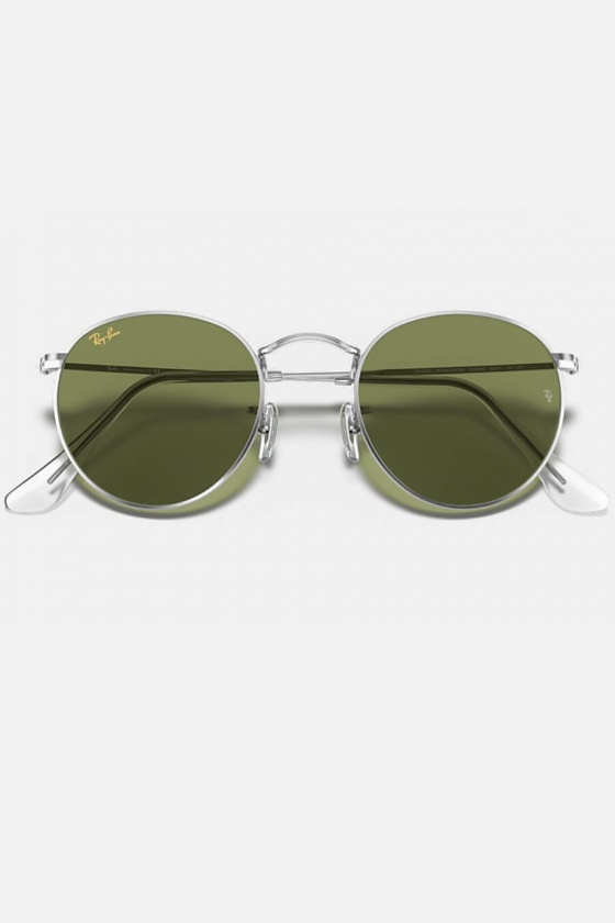 Ray-Ban RB3447 91984E Round Metal Legend Gold
